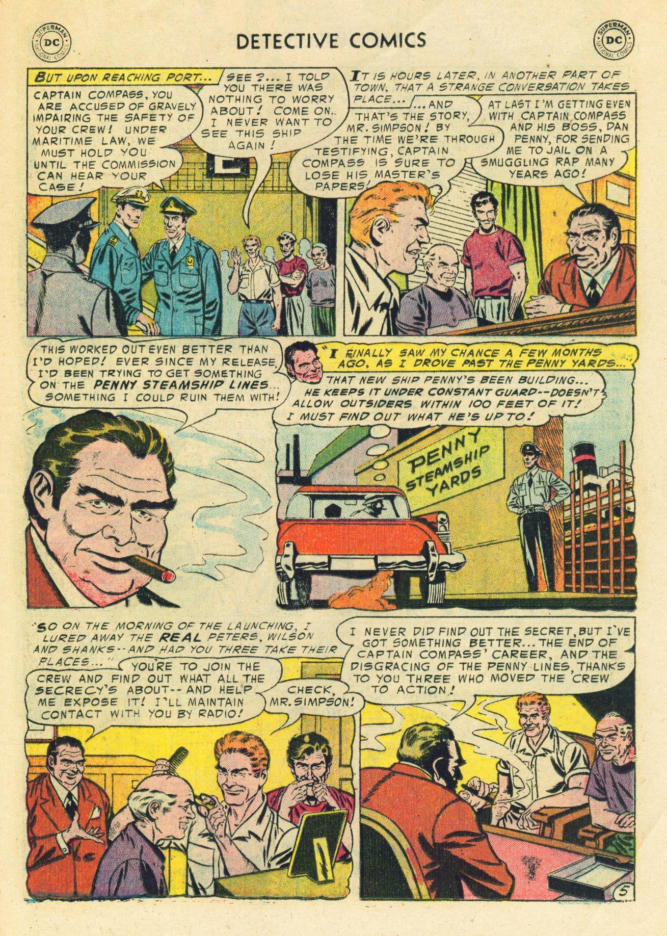 Detective Comics (1937) 224 Page 20