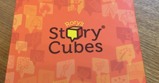 Review - Rory's Story Cubes