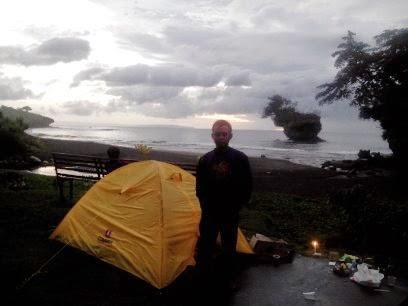 Camping Pantai Madasari