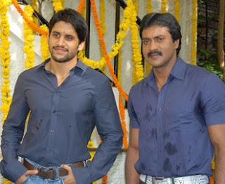 Vettai Telugu remake goes on to sets