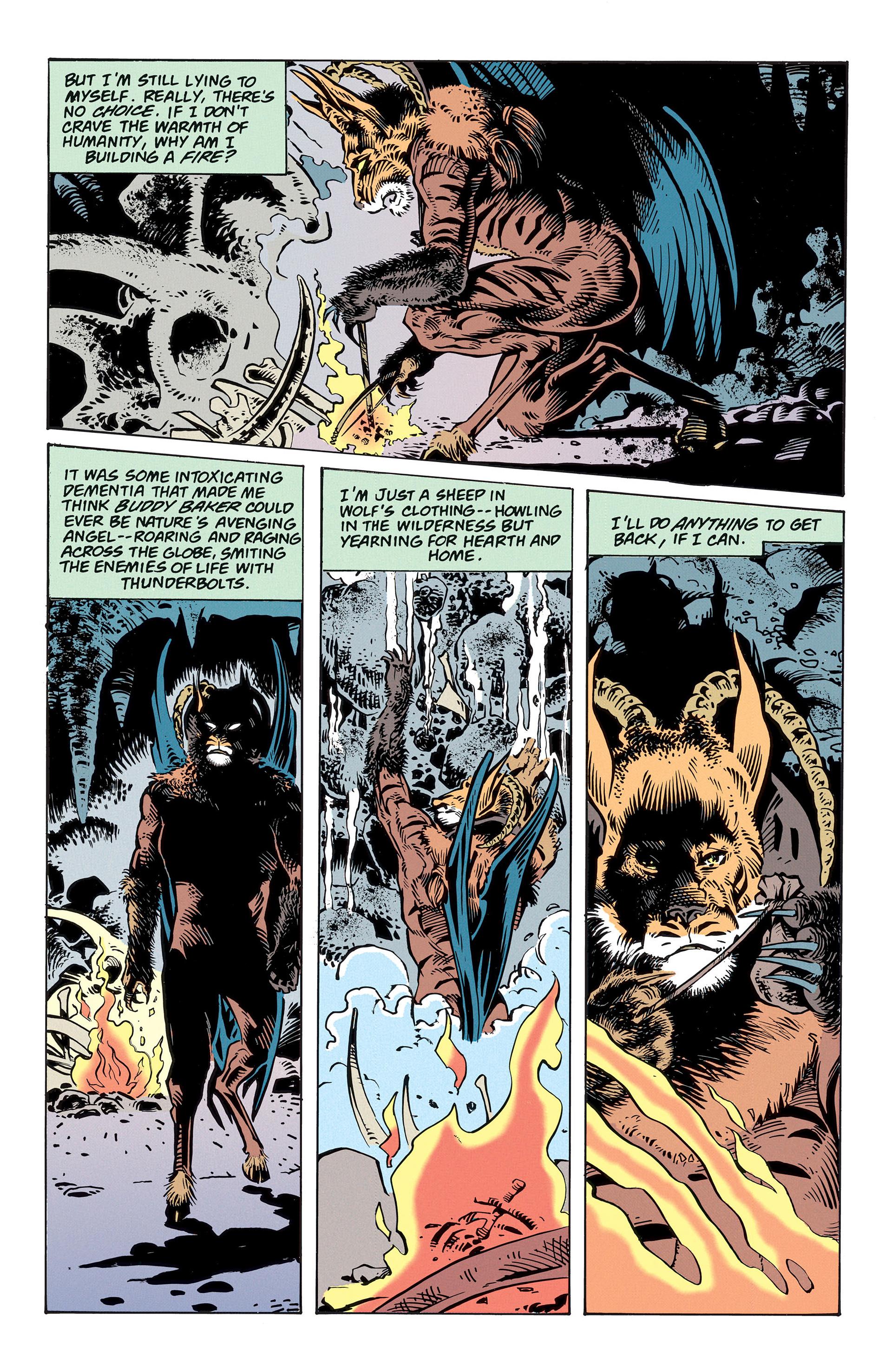 Read online Animal Man (1988) comic -  Issue #56 - 38