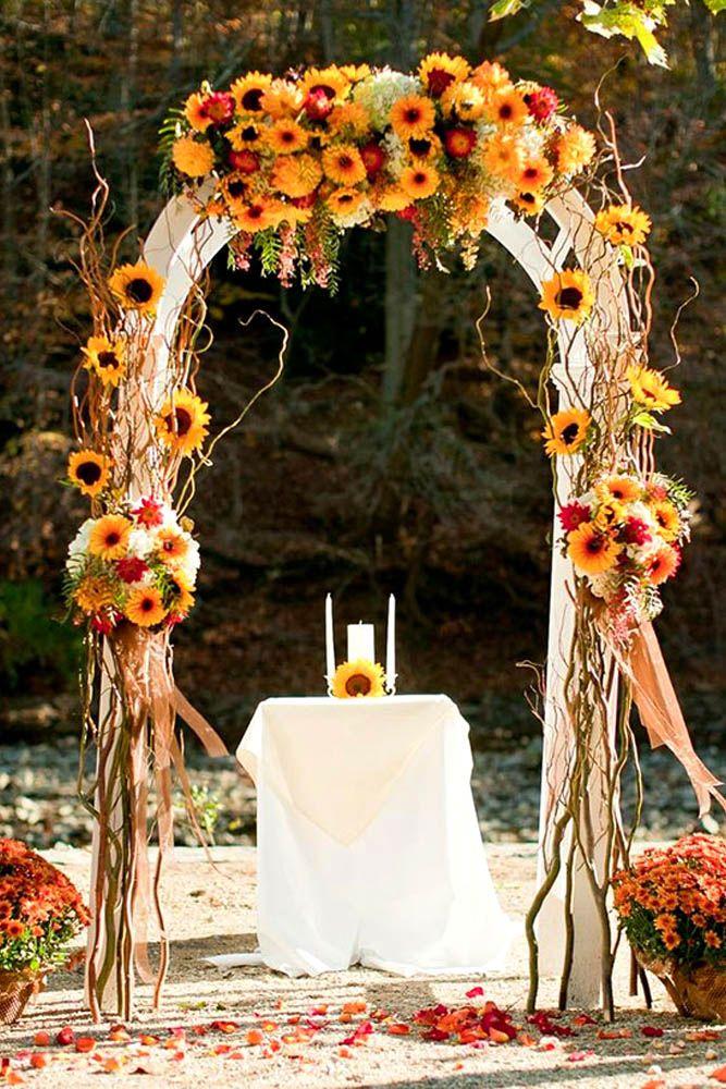 Wedding Ideas For Fall