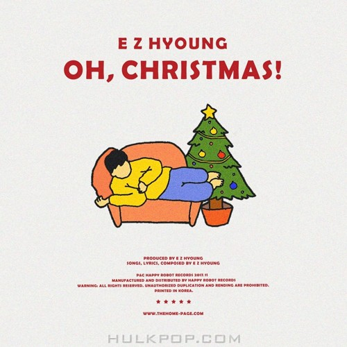 E Z Hyoung – Oh Christmas – Single