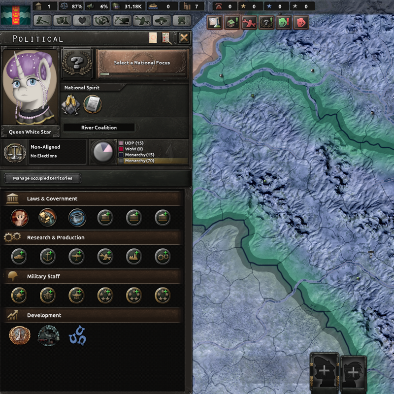 Hoi4 Dynamic National Focuses Preview — Ezgame