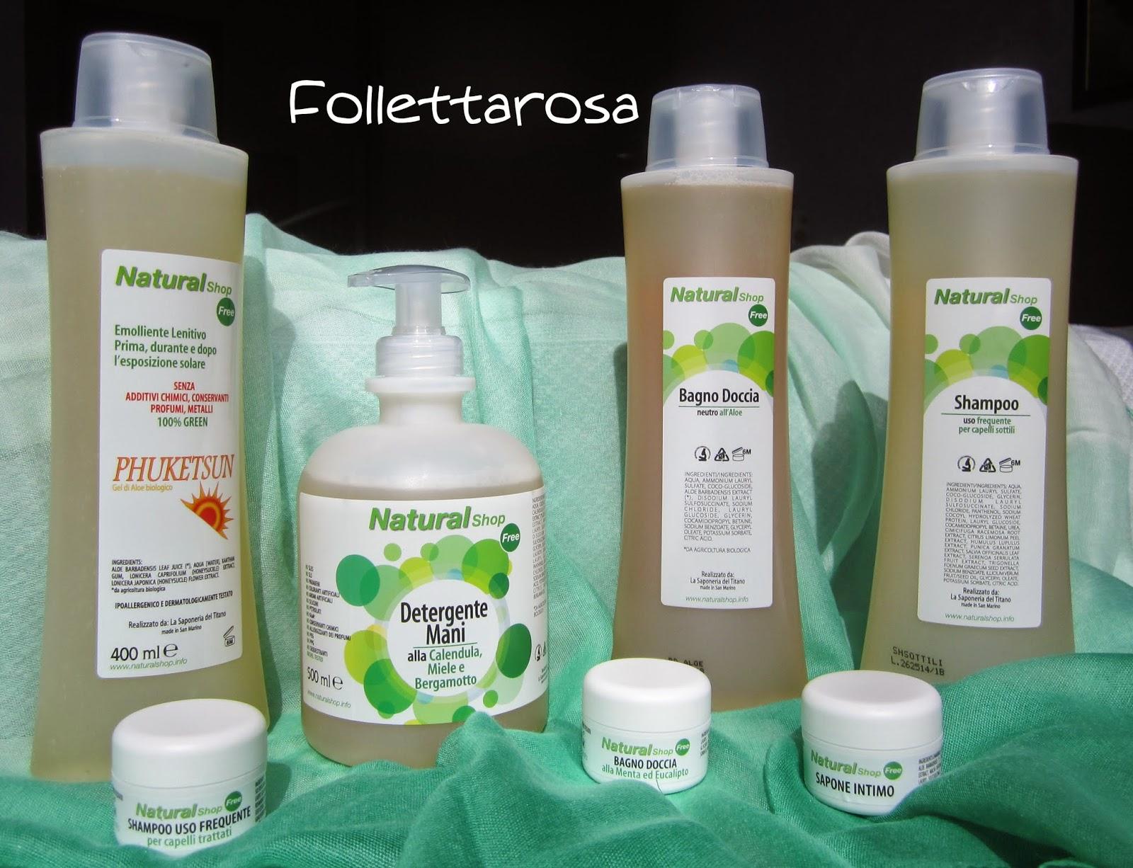 Cosmetici per allergici