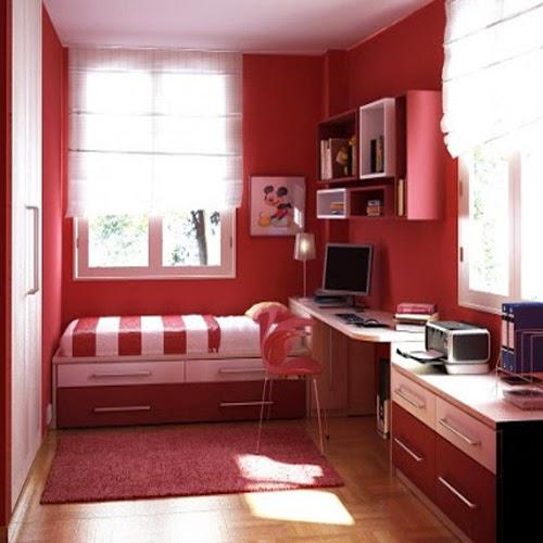 desain kamar tidur minimalis keren