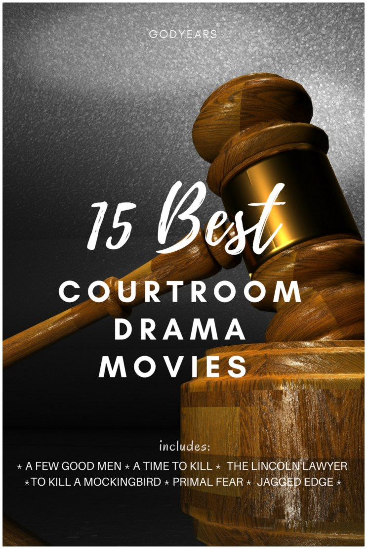 Here are some of the best courtroom dramas that Hollywood has provided us over the years.
