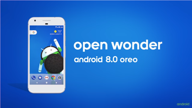 android Oreo 8.0 open wonder