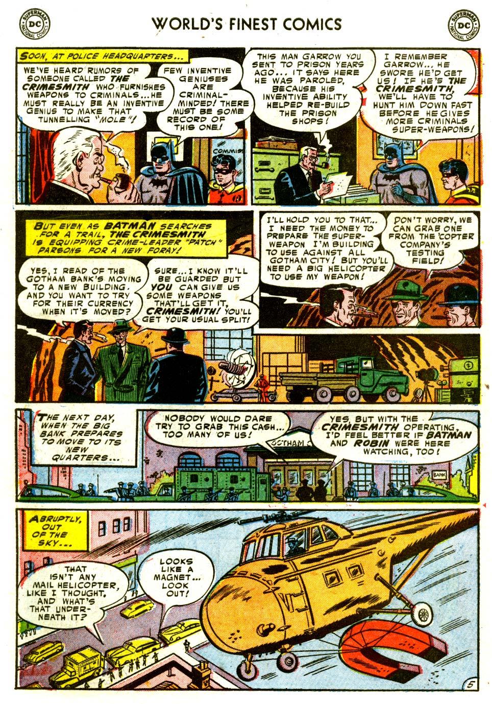 Read online World's Finest Comics comic -  Issue #68 - 58