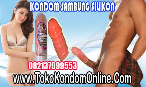 kondom sambung polos