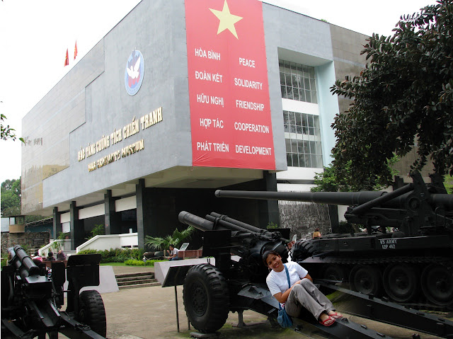 war remnants museum, war museum vietnam, museum of war saigon, ho chi minh museum, saigon museum, vietnam museum, vietnam trip, vietnam war, war remnants vietnam