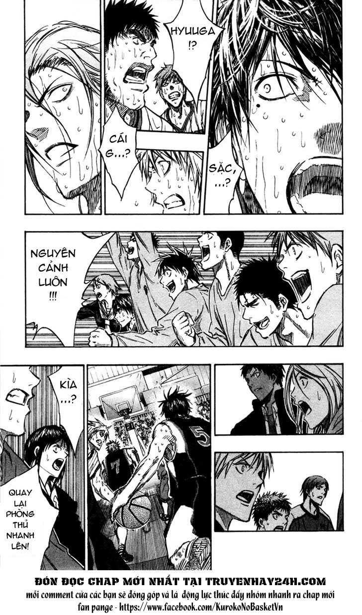 Kuroko No Basket chap 167 trang 13