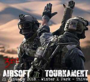 sal - 3rd airsoft tournament
