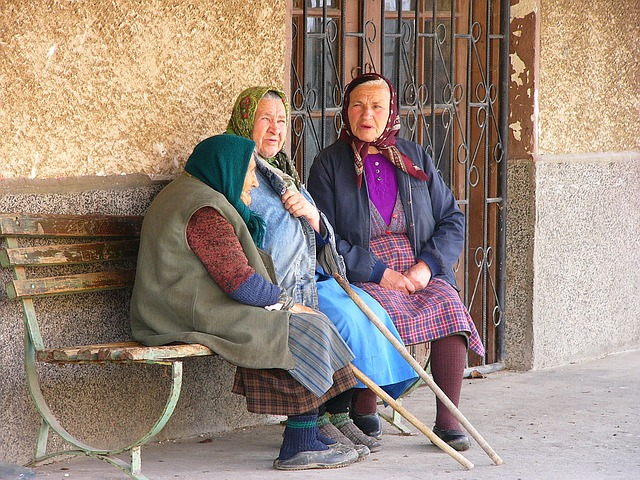 Ancianas Bulgaria leyendas