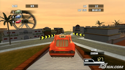 Cars Race-O-Rama (PS2) 2009