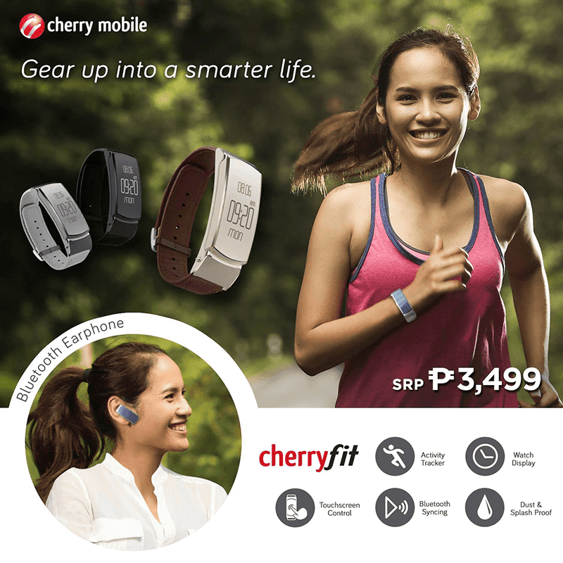 Cherry Fit now official, priced at 3,499 Pesos