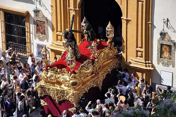 Semana Santa Sevilla 2018
