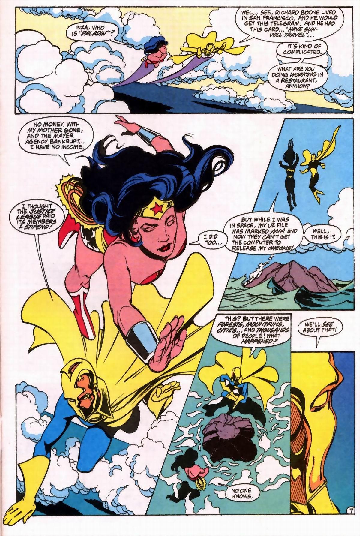 Read online Wonder Woman (1987) comic -  Issue #76 - 8