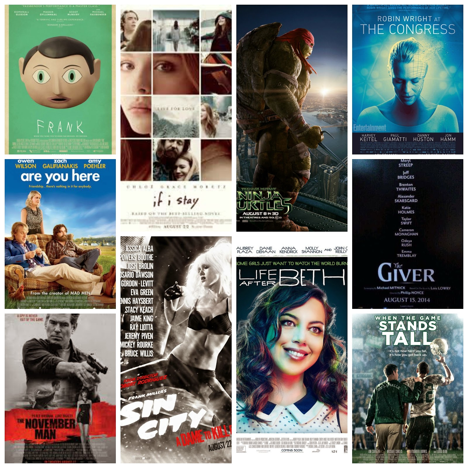 Trust the Dice: Top Ten Movies to Look Out For In August