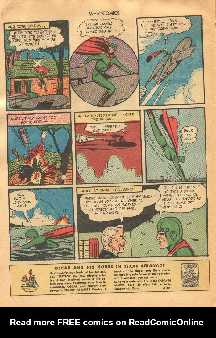 WHIZ Comics issue 69 - Page 26