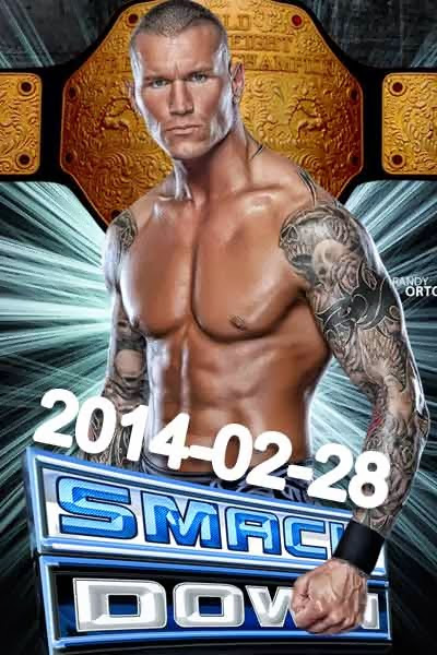 WWE Smackdown 2014-02-28 Mp4  - Dubbed Mobile Movies 3gp Mp4 Full Movies Mobile Movies