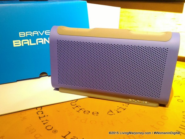 Braven Balance in Purple