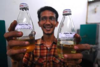 Pemuda Tangerang Bernama Hamidi Ubah Sampah Jadi BBM Sintetis ..LUAR BIASA !