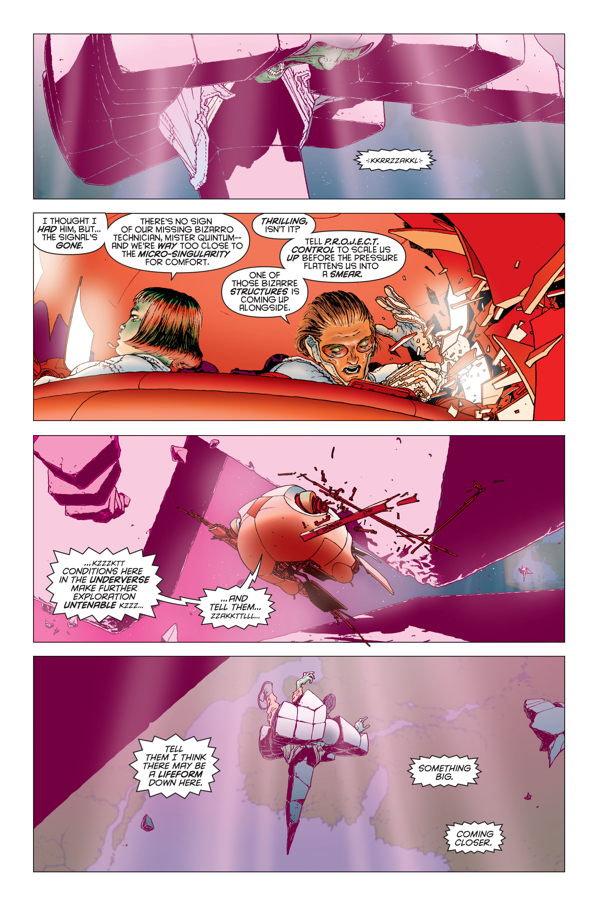 All Star Superman 7 Page 2