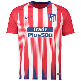 Atletico Madrid Home 18/19
