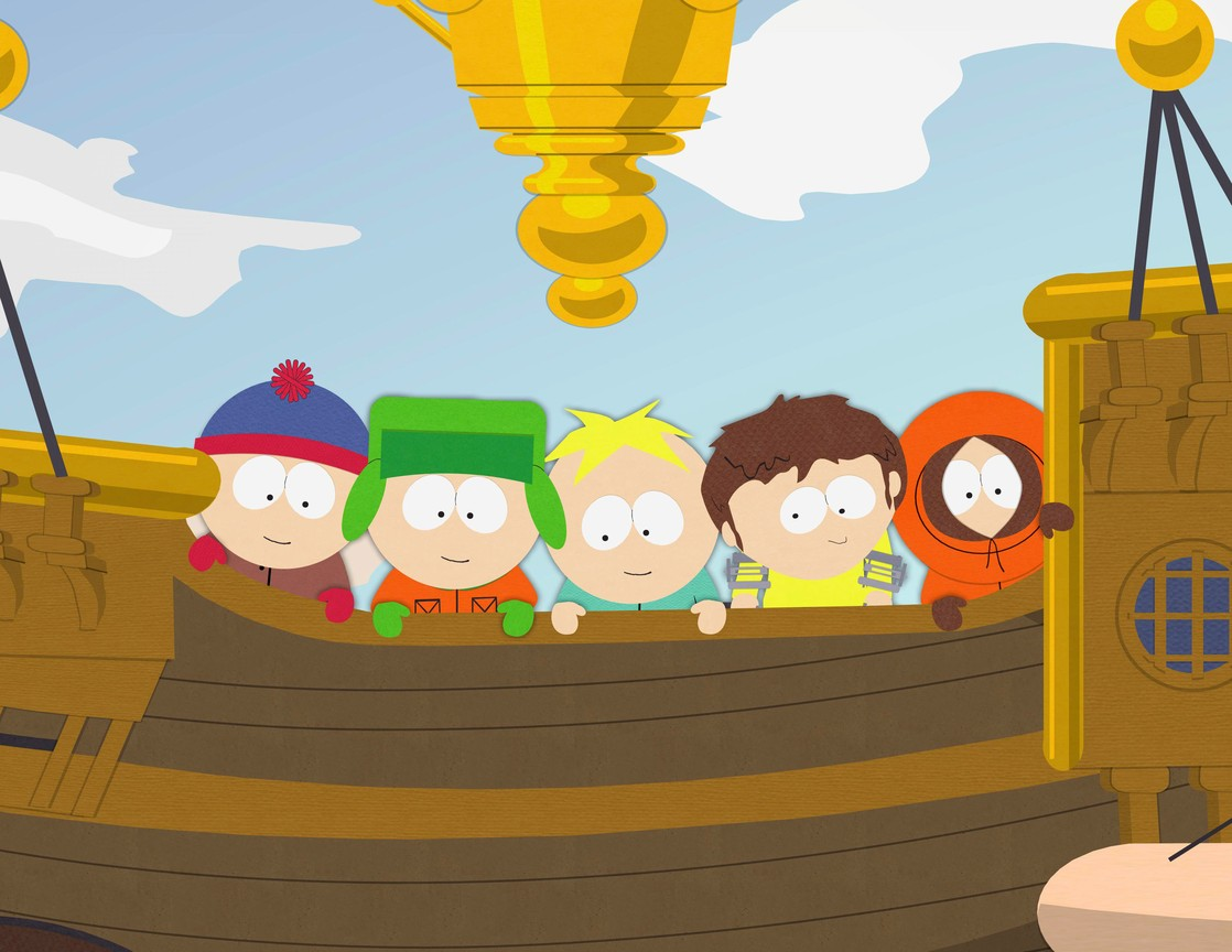 South Park - Season 11 Episode 10: Imaginationland (1)