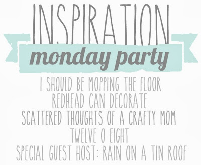 Inspiration Monday Party | and a $100 GIVEAWAY too!
