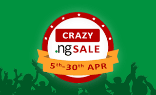 Crazy .NG Sale: Buy Your Domains as low as ₦499 on DomainKing.NG