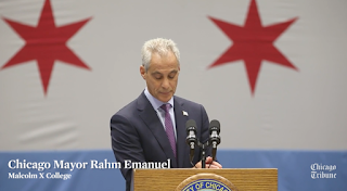 Emanuel Offers Anti-Crime Blueprint As Violence 'Corrodes Our Core'