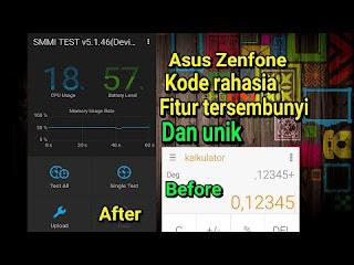 Asus zenfone merupakan jenis produk dari perusahaan asus berupa smartphone Kode Rahasia Asus Zenfone Perlu Di Ketahui