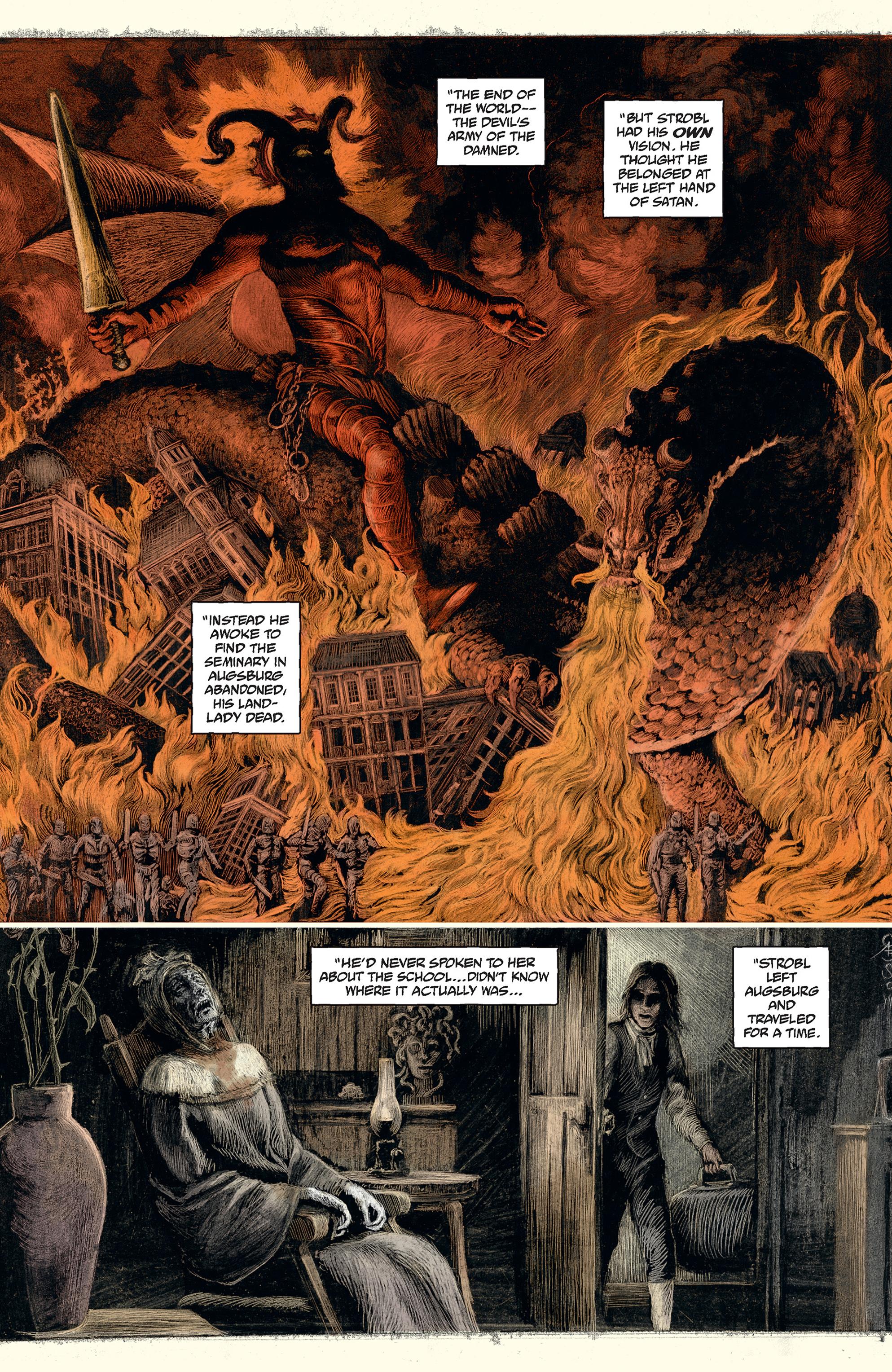 Read online Abe Sapien comic -  Issue #30 - 10