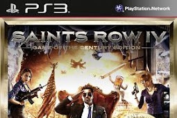 Saints Row IV Game of The Century Edition [6.85 GB ] PS3 CFW