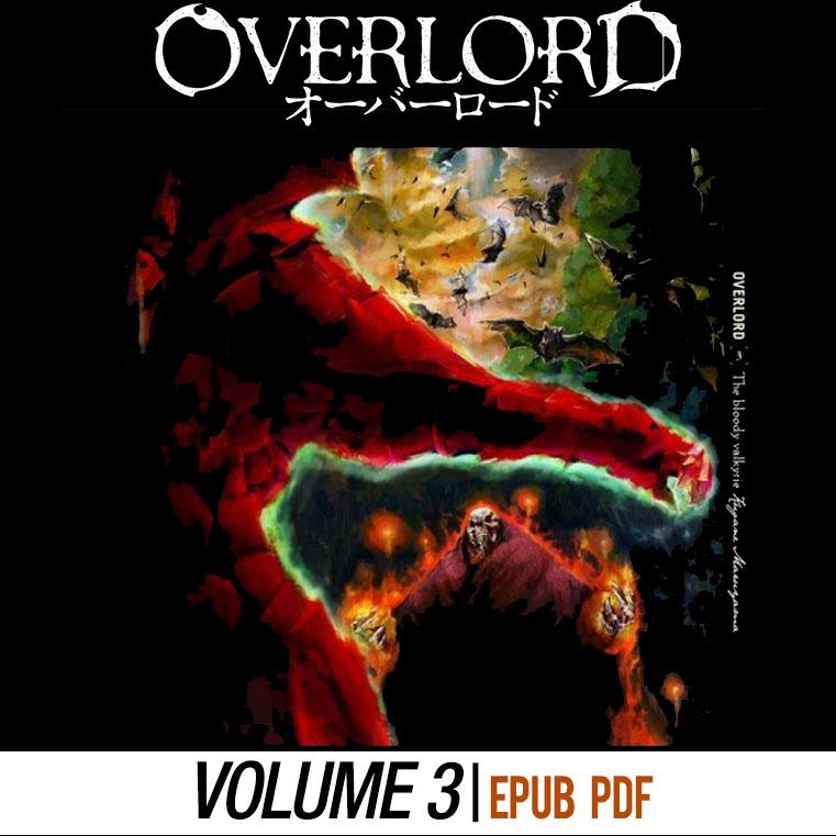 Overlord ln volume 11 pdf