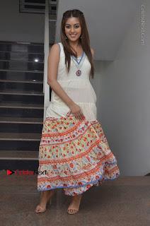 Telugu Actress Anu Emmanuel New Stills in Beautiful White Long Dress  0089.JPG