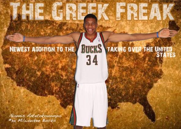 28feb06688873 Greek Freak Nation - The Legend of Giannis Antetokounmpo   legiNdary ...