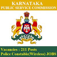 Karnataka State Police, KSP, freejobalert, Sarkari Naukri, KSP Answer Key, Answer Key, ksp logo
