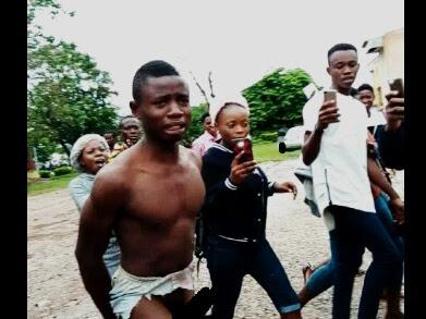 Rapist terrorizing EKSU students, arrested (Photos + Video)