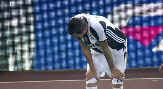 Mario Mandzukic le condizioni, infortunio e tempi di recupero