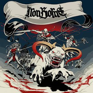 """Το τραγούδι των Ironborne """"Stormchild"""" από το demo """"Hellion Battalion"""""""