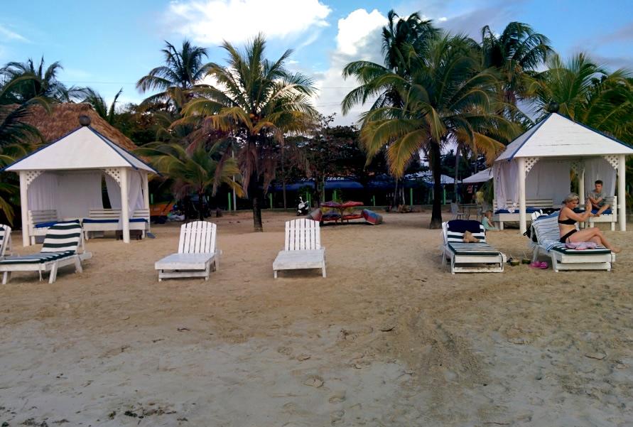Hotel en Corn Island