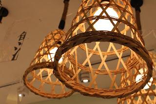 lampu hias hasil kerajinan