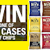 EXPIRED! Win a Case of Kettle Brand Chips!  314 Winners. ONLY ONE DAY GIVEAWAY!!