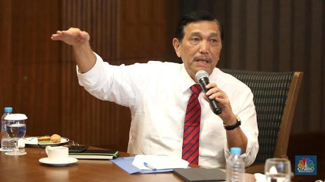 Tim Prabowo Sebut Ekonomi Jokowi Gagal, Luhut Pasang Badan