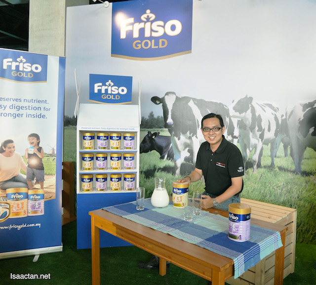 FRISO GOLD - Newly Improved Formulated Milk Powder