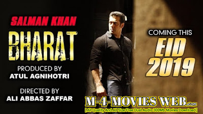 Salman  khan  Upcoming  Movie.. Bharat is upcoming Bollywood Movie starring Salman Khan is the drama thriller story based on Korean film of 2014. Salman Khan featuring as an ordinary man of the advanced world. The shooting for the movie will start in June after the release of Race 3.