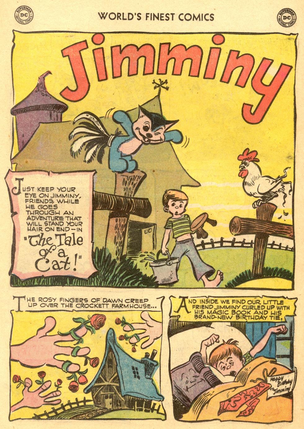 Read online World's Finest Comics comic -  Issue #70 - 33